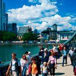 ВНЖ в Германии с Голубой Картой для предпринимателей с семьями во Франкфурте