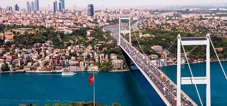 компании в СЭЗ в Стамбуле