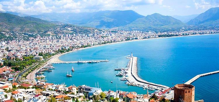Свободные экономические зоны Турции