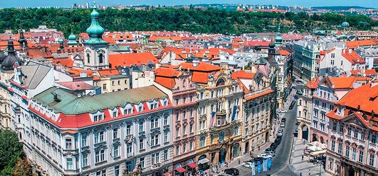 филиал в Чехии