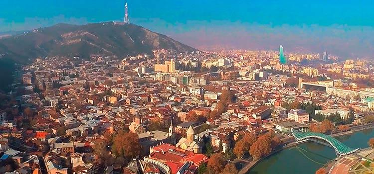Фирма в Грузии с корпоративным счетом в пуэрториканском банке удаленно от 6950  EUR