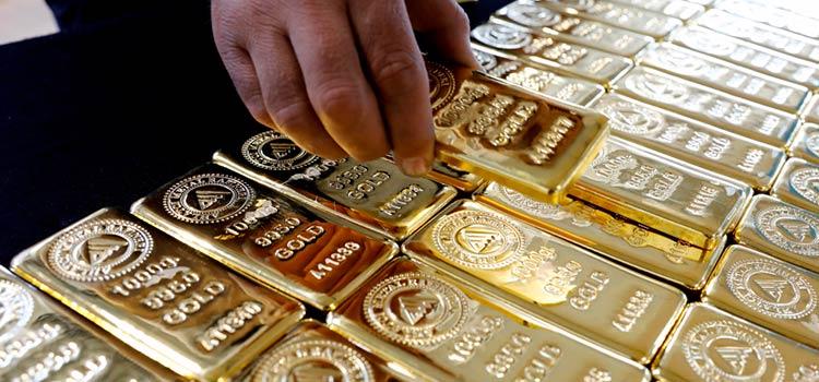 У китайского чиновника найдено золота