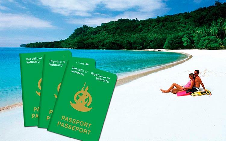 Нужен паспорт Вануату