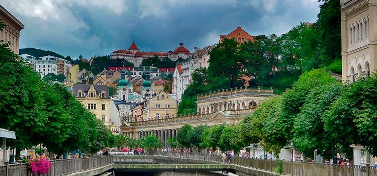 структуры компании в Чехии
