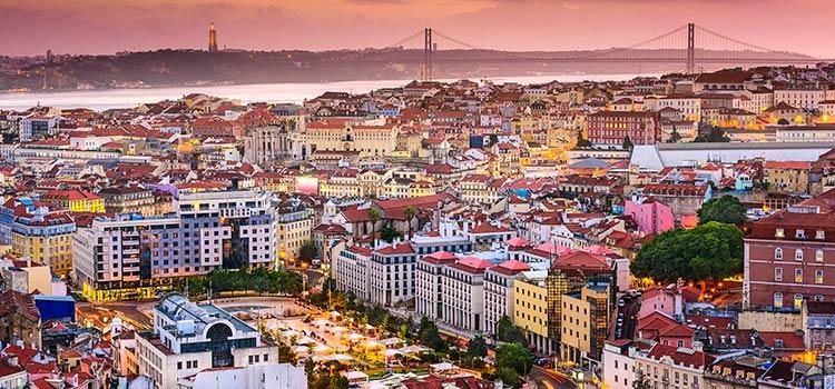 Города Португалии для регистрации стартапа
