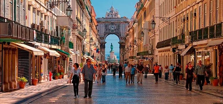 рай в Португалии