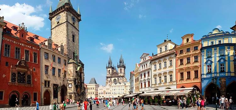 регистрации ООО в Чехии