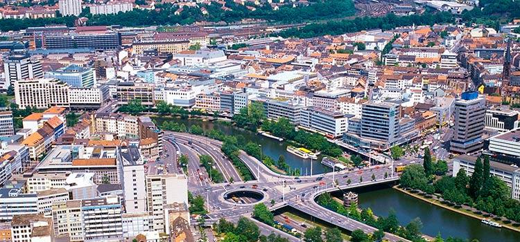 Саарбрюккен для переезда в Германию на ПМЖ