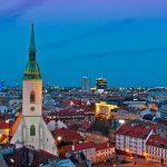 Первый ВНЖ в Словакии: синяя карта удаленно