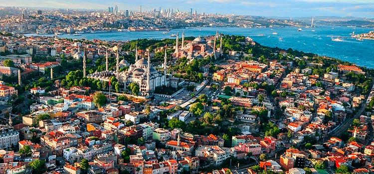 Турция для иностранного бизнеса