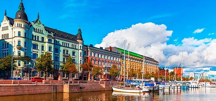 оформления визы в Финляндию