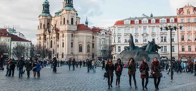 основные правила въезда в Чехию