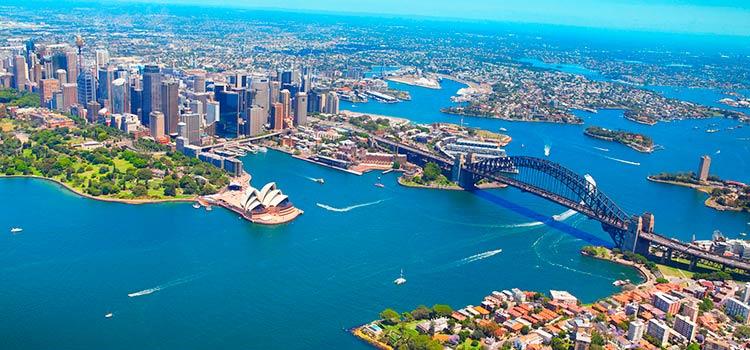 Австралии для выхода на азиатский рынок