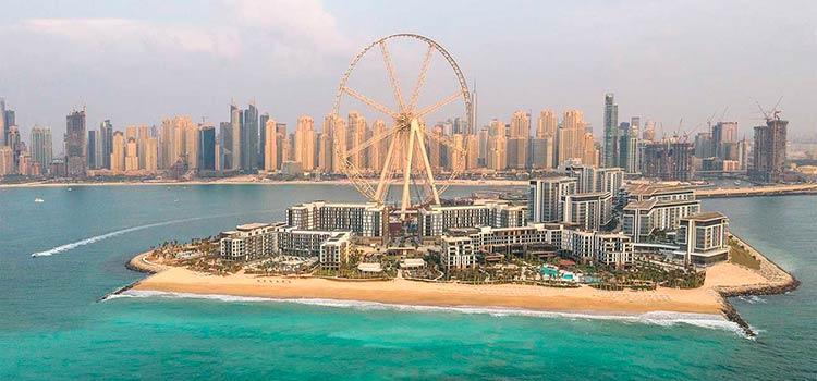 Дубай недвижимость в острова недвижимость с видом на море