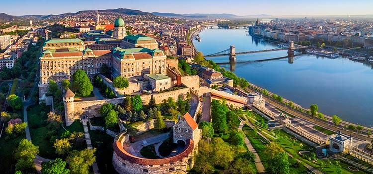 Посетите Будапешт
