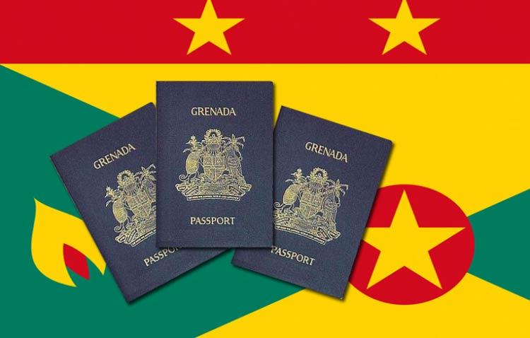 паспорт и гражданство Гренады