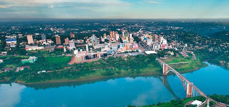 вести бизнес выгоднее в Парагвае