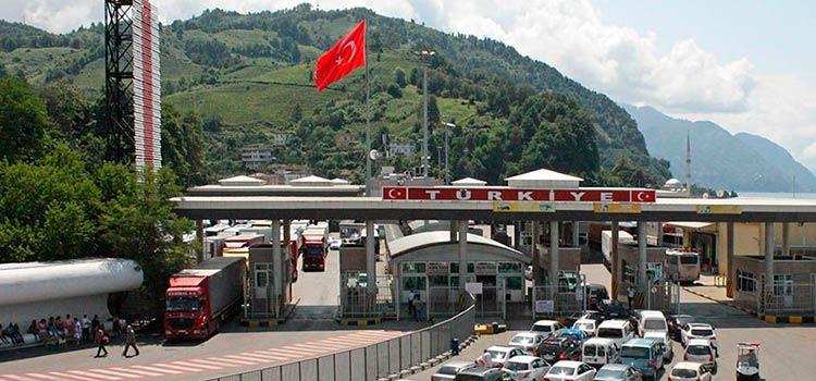 Таможня в Турции в 2019 - 2020 годах