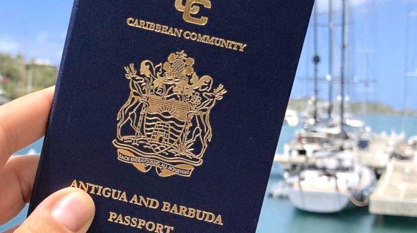 в какие страны путешествуют обладатели антигуанских паспортов