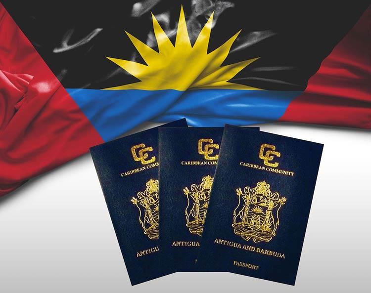 паспорт и гражданство Антигуа