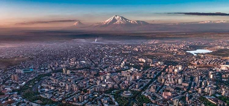 вести бизнес в Армении