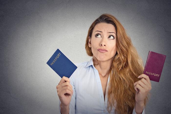 золотой паспорт