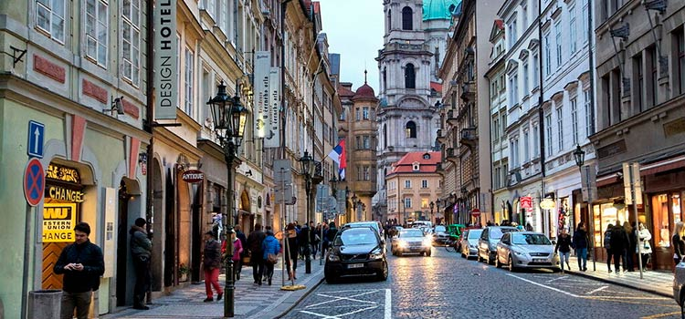 аренда авто в Чехии в 2020