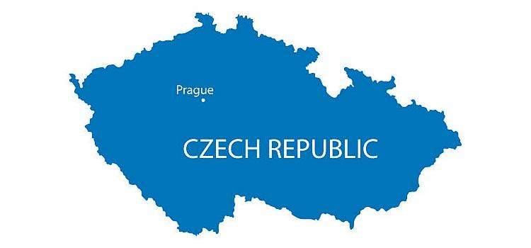 для работы даёт синяя карта в Чехии