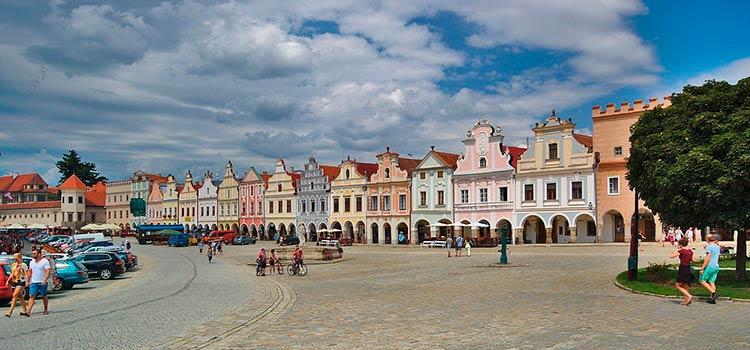 цены на коммунальные услуги в Чехии