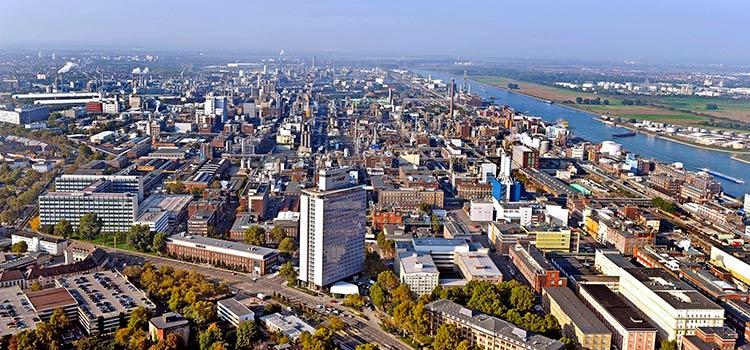 Людвигсхафен для переезда в Германию