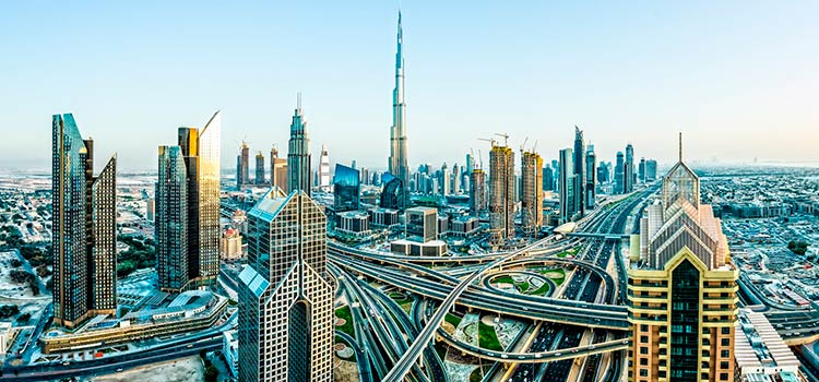 переехать жить в Дубай