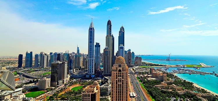 переехать в Дубай всей семьей