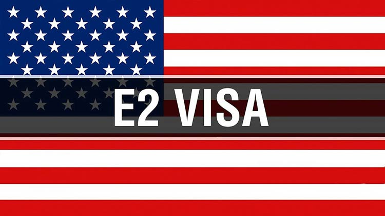 доступ к американской визе E2 в США