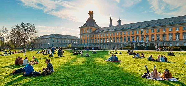поступить в немецкий университет