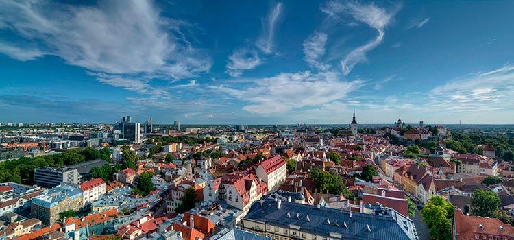 регистрировать компанию в Эстонии