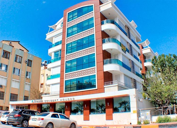 Недвижимость Турции – это выгодно! Апартаменты на берегу Средиземного моря в Анталии от 125 000 EUR