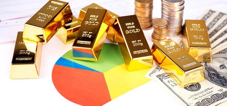 драгоценные металлы, чтобы сохранить активы