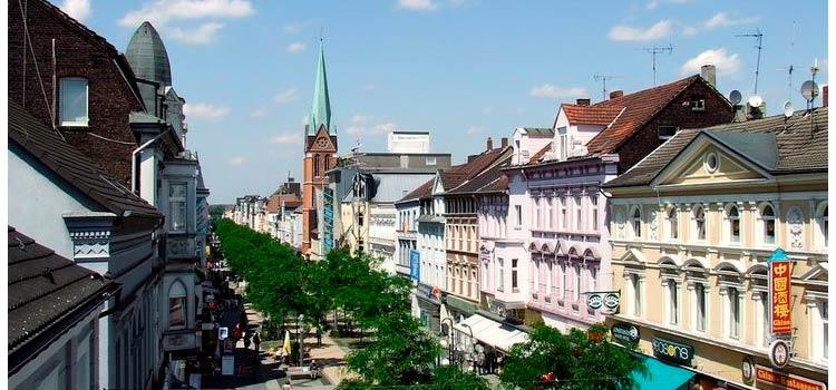 Херне - в Германию на ПМЖ