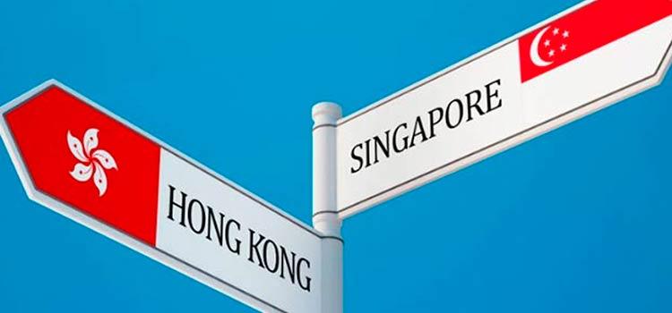 Регистрация компании в 2020 году: Сингапур или Гонконг?