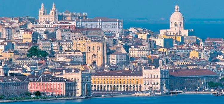 Откройте компанию в Португалии