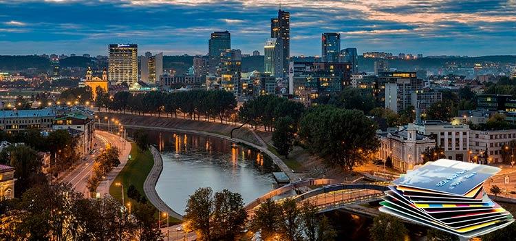 Личный счет в платежной системе Литвы дистанционно — от 1999 EUR