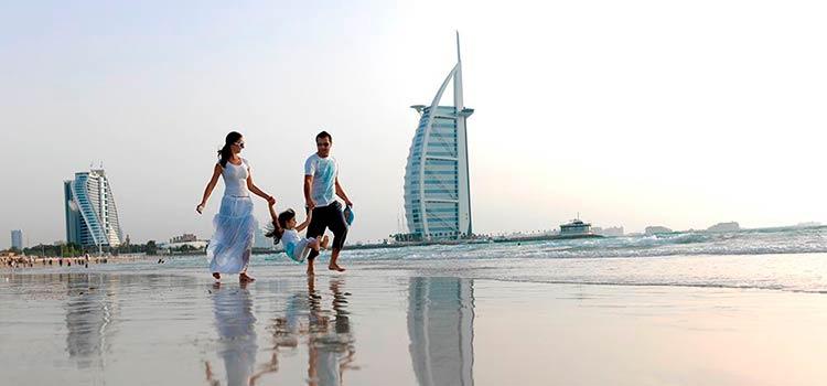 получить визы ОАЭ для всей семьи