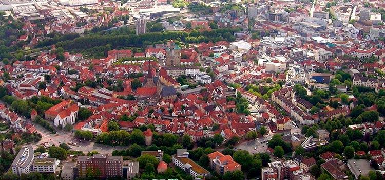 на ПМЖ в Германию в Оснабрюк