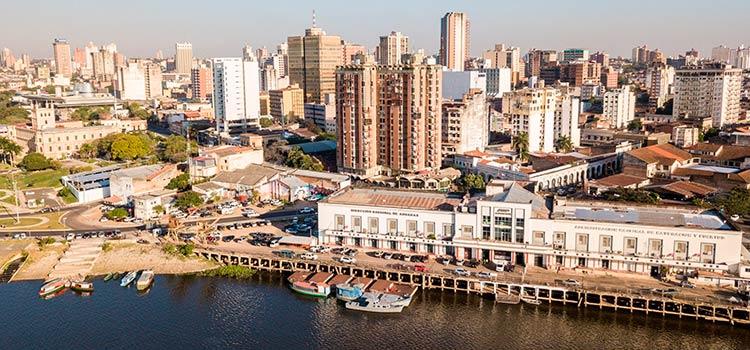 открыть компанию в Парагвае