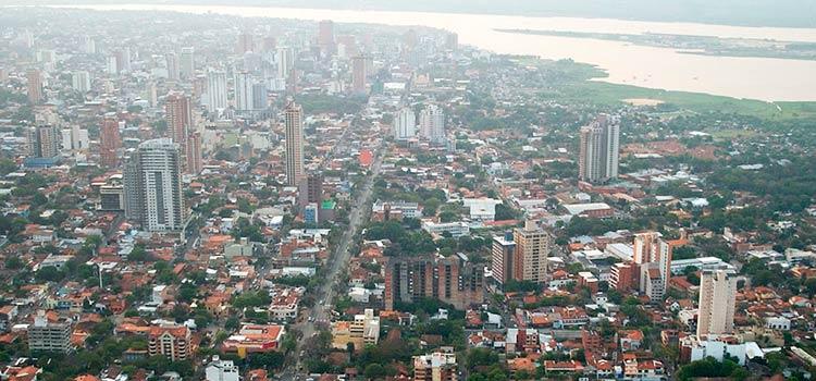 формы ведения бизнеса в Парагвае