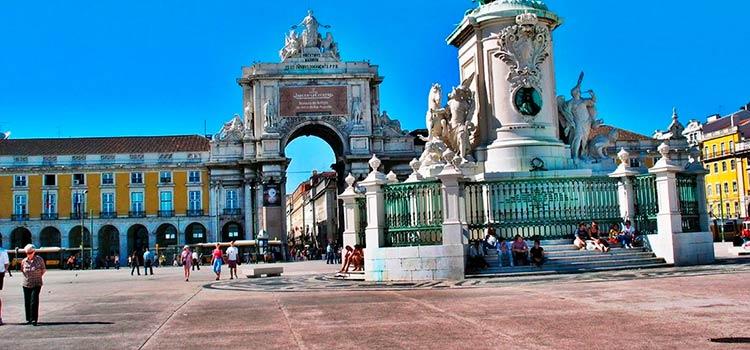 открыть счет в Португалии