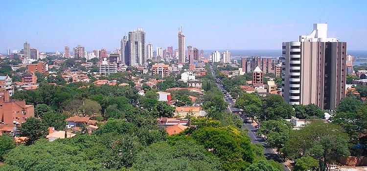 фирмы в Парагвае