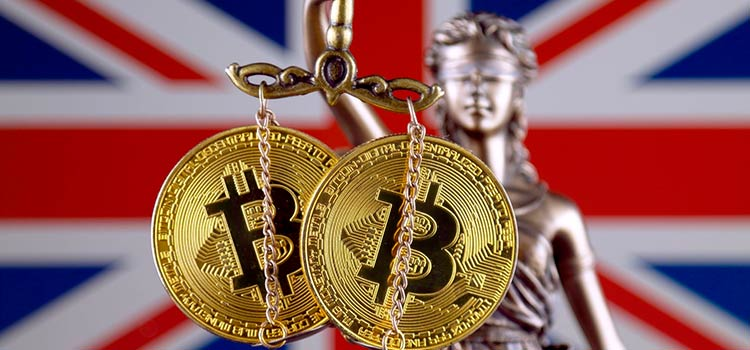 В Великобритании налогообложения криптоактивов