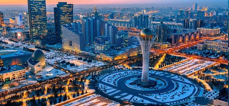 Бизнес форум Kazakhstan Wealth Forum 2020 в Алмате