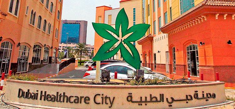 медицинского обслуживания в Дубае